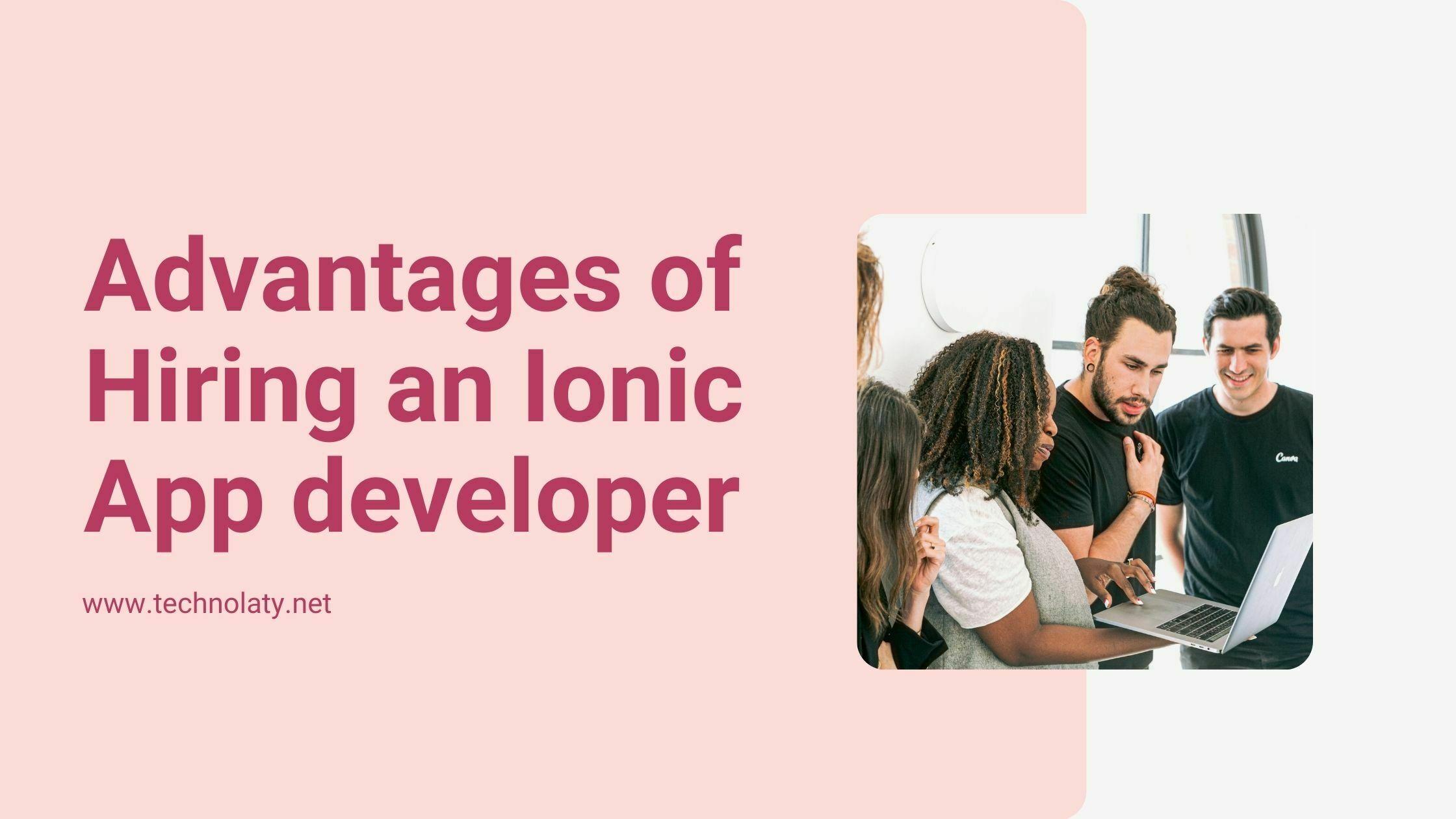 Iconic App Developer