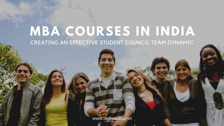 MBA Courses In India