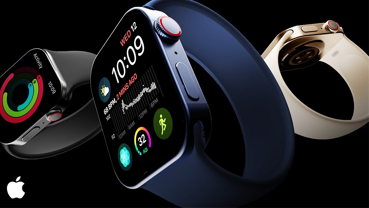 Apple watch 7 series