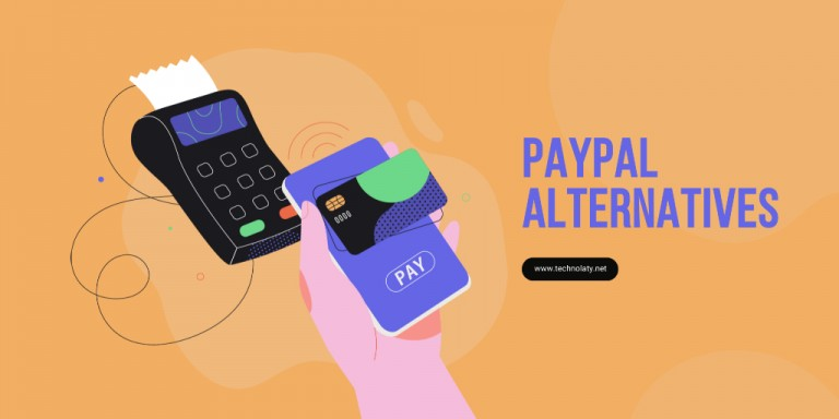 Alternative To Paypal